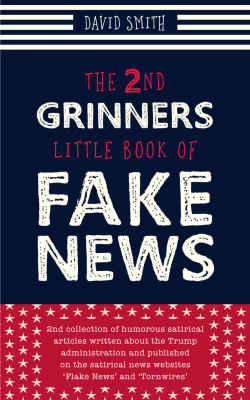 Grinners Little Book of Fake News